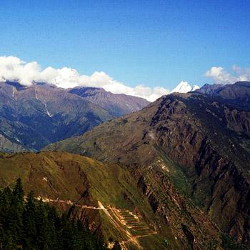 Around Ganesh Himal