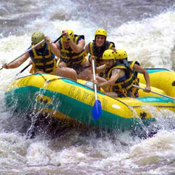 Gandaki River Rafting