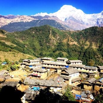 Poonhill Annapurna Trekking