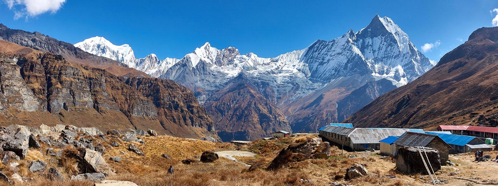 7 Days Annapurna Base Camp Trekking