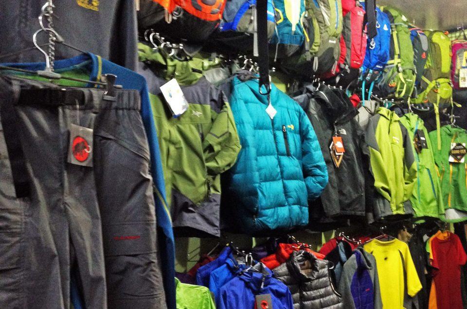 Packing List for trek