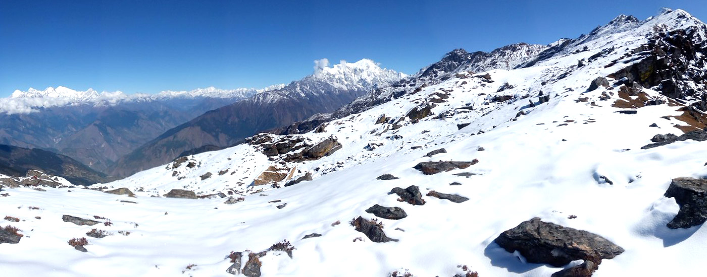 Ganesh Himal Trekking
