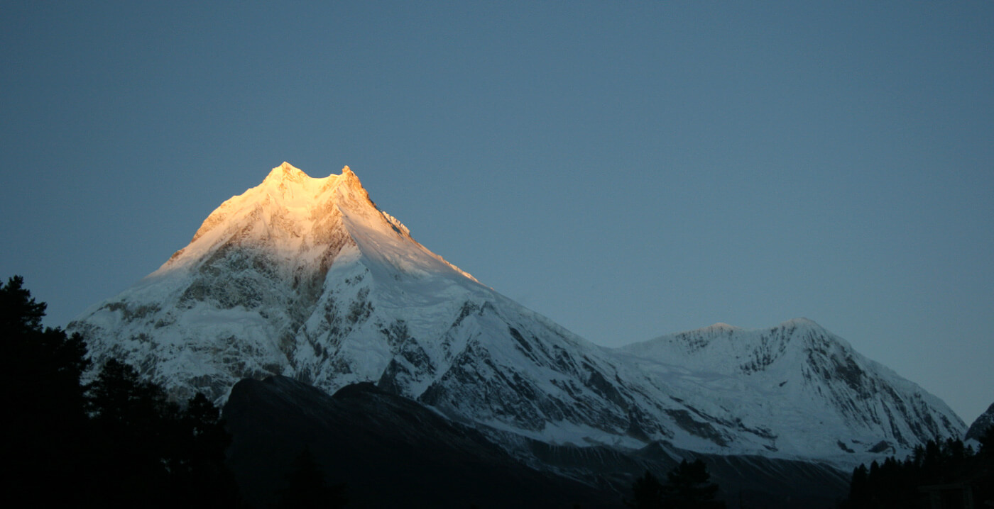 Manaslu Sunrise