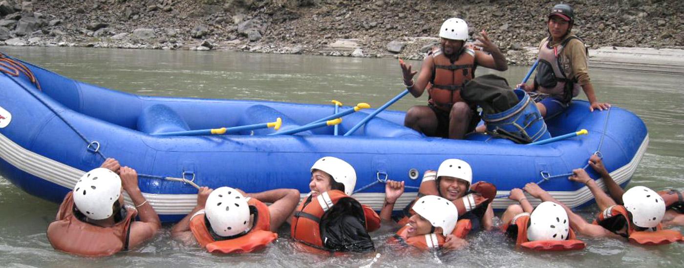 Trisuli Rafting