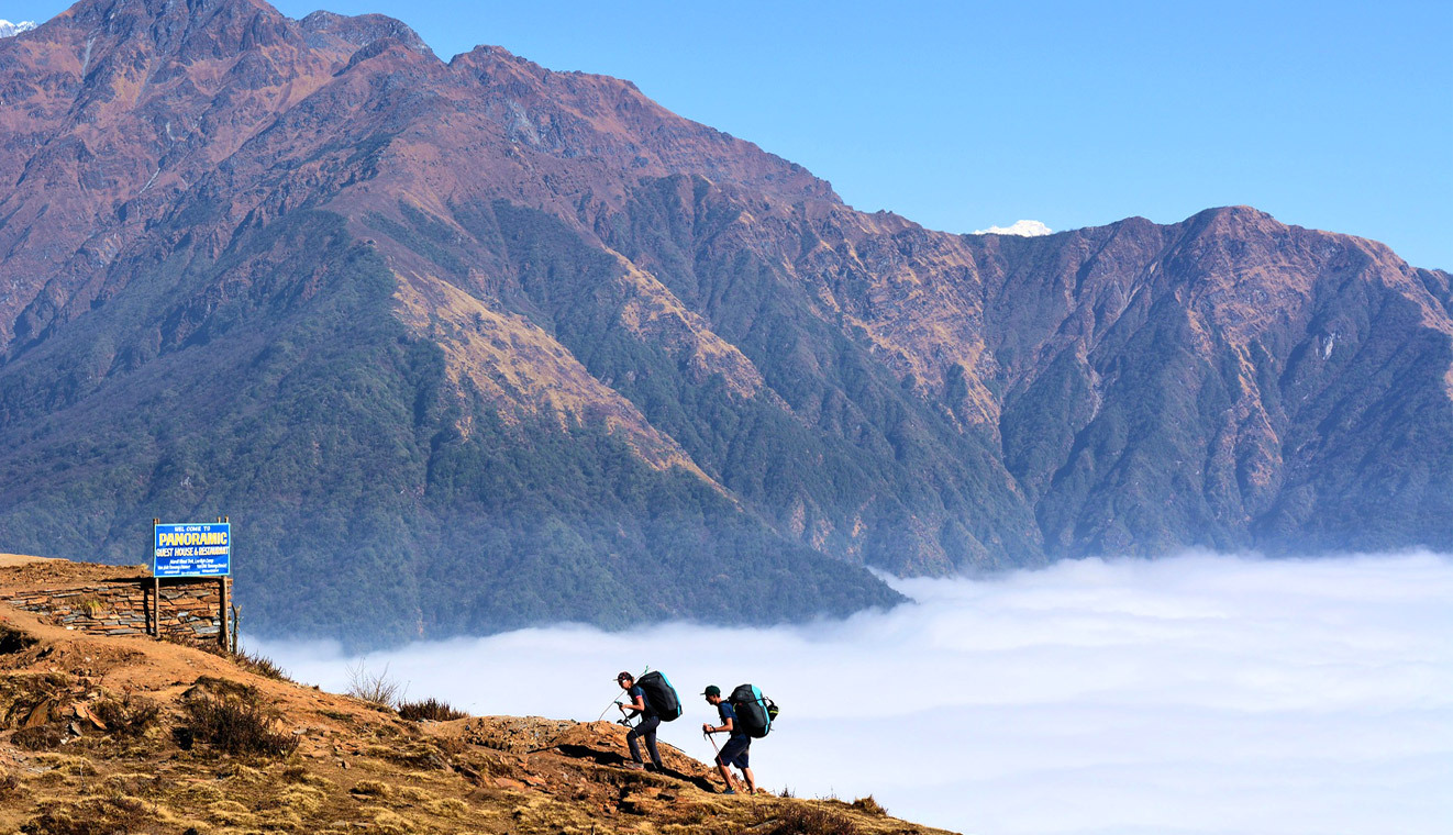 Annapurna base camp best time to go