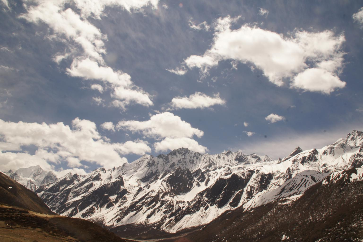 Lantang Valley trek